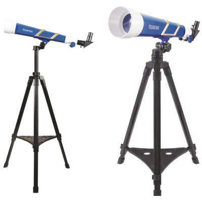 TELESCOPIO PROFESIONAL CON TRIPODE.20x 30x 40x