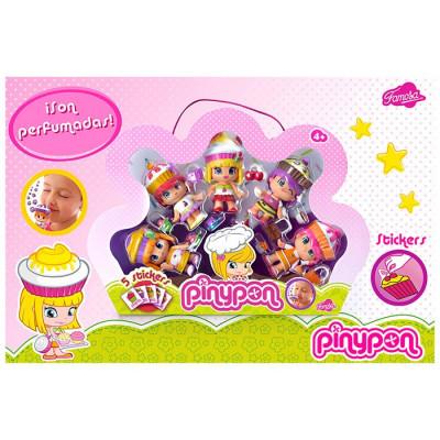 Pinypon set de figuras cupcake