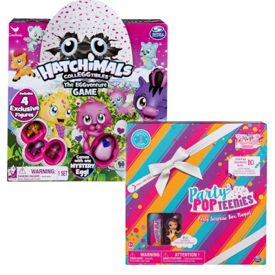 PACK JUEGO HATCHIMALS THE...