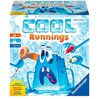 Juego de mesa cool runnings