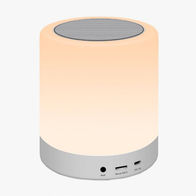 ALTAVOZ BLUETOOTH CON LED
