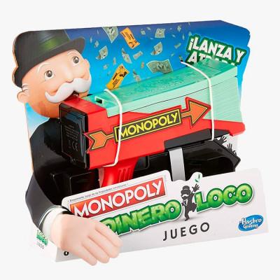 MONOPOLY DINERO LOCO