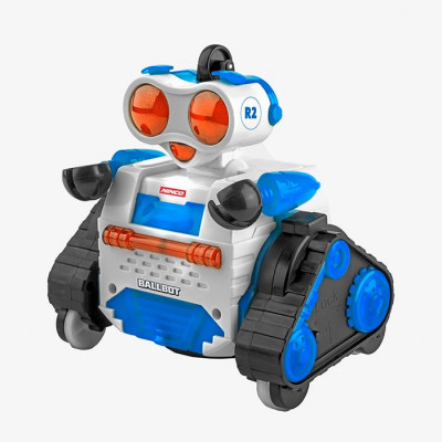 ROBOT RADIOCONTROL BALL BOT 2