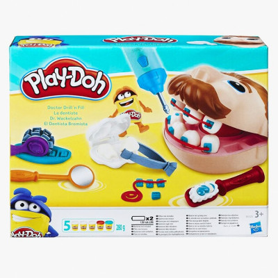 DENTISTA BROMISTA PLAY DOH