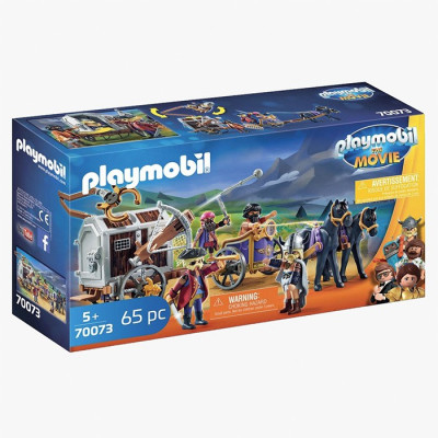 CARRO PRISIÓN PLAYMOBIL THE...