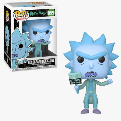 FIGURAS FUNKO POP! HOLOGRAM...