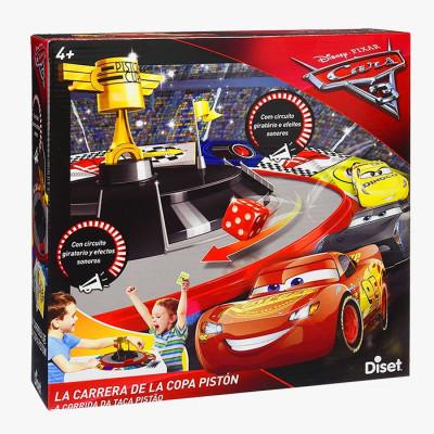 El JUEGO DE CARS 3