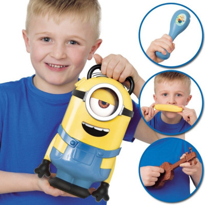 MINIONS CARRY CASE STUART