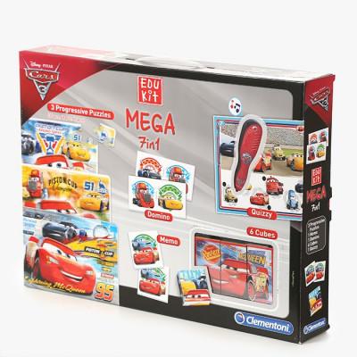 JUEGO DE MESA CARS 3 7 EN 1