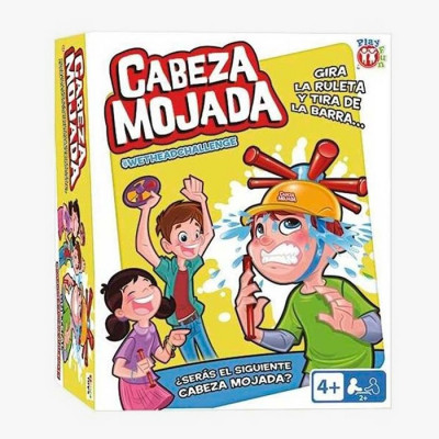 JUEGO CABEZA MOJADA