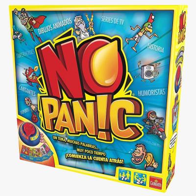 JUEGO NO PANIC
