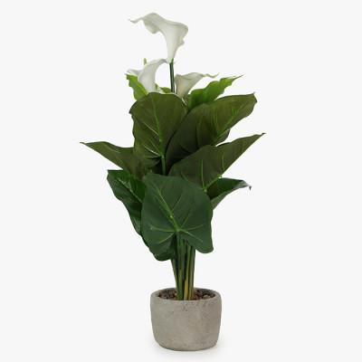 PLANTA ARTIFICIAL  CON FLOR...