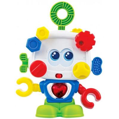 SUPER ROBOT DE ACTIVIDADES