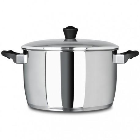 OLLA CON TAPA 20CM HANOI FAGOR de la categoría Para Cocinar Cocción