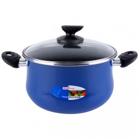 OLLA CON TAPA 24CM MAGEFESA DANUBIO de la categoría Para Cocinar Cocción