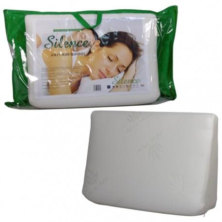 ALMOHADA ANTIRONQUIDOS SILENCE 49x33CM de la categoría Textil Dormitorio