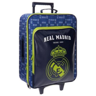 TROLLEY REAL MADRID DE 2 RUEDAS
