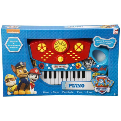 PIANO PATRULLA CANINA de la categoría Musicales