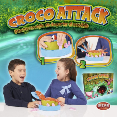 CROCO ATTACK BIZAK