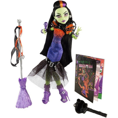 MUÑECA MONSTER HIGH CASTA FIERCE