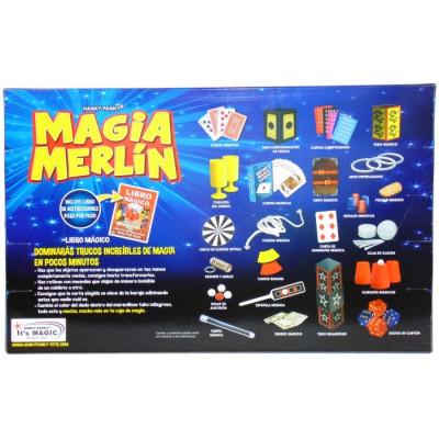MAGIA MERLÍN 325 TRUCOS de la categoría