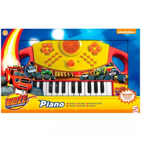 PIANO DE BLAZE