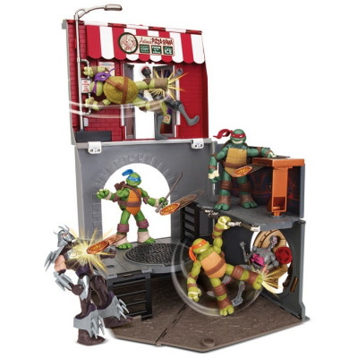 POP-UP PIZZA PLAYSET TORTUGAS NINJA