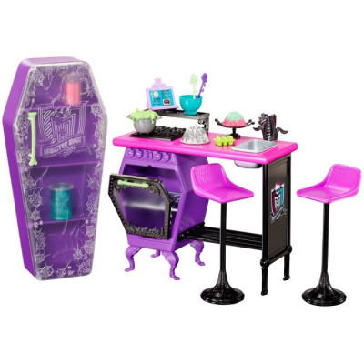 MONSTER HIGH SCHOOL ACCESSORIES
