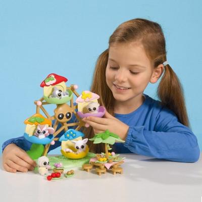 NORIA YOOHOO AND FRIENDS de la categoría Muñecas y Mascotas Mini