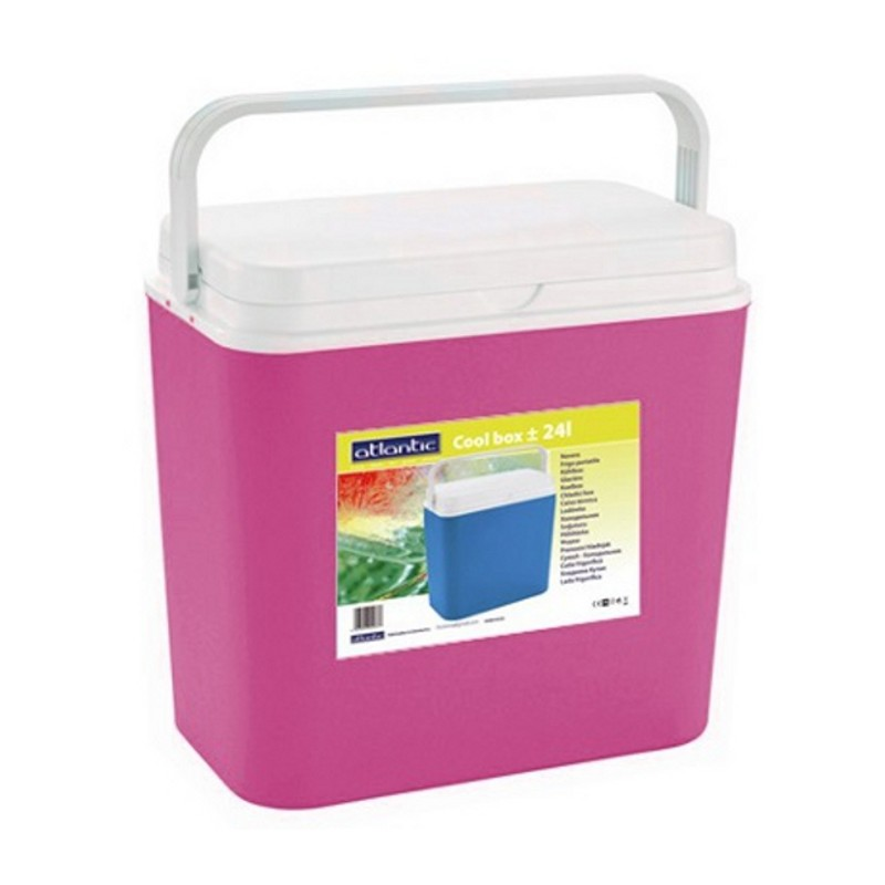 NEVERA RÍGIDA ATLANTIC 24L - FUCSIA