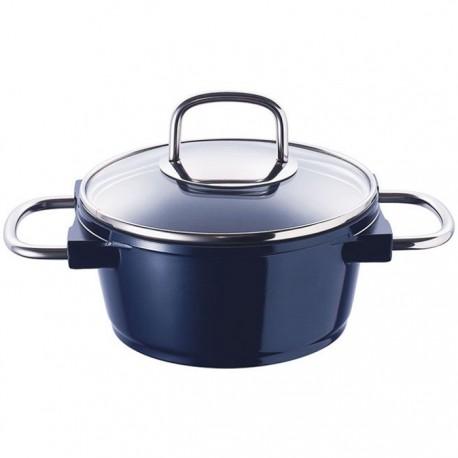 CACEROLA Ø20x9,5CM 2.6L AL FUND CERA+ BLUE KNIGHT BERGNER de la categoría Para Cocinar Cocción
