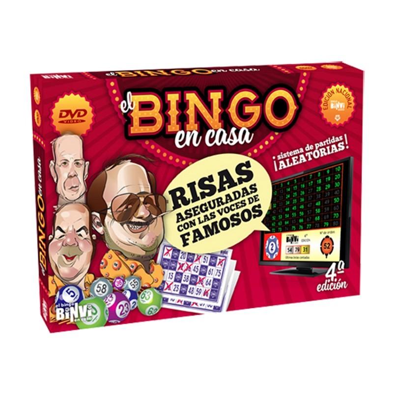 BINVI EL BINGO EN CASA 4ª EDICIÓN