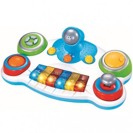 PIANO MUSICAL CON MICRÓFONO de la categoría Preescolar