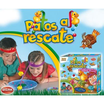 PATOS AL RESCATE - BIZAK