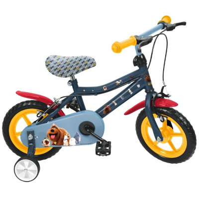 "BICICLETA 12"" THE SECRET LIFE OF PETS"