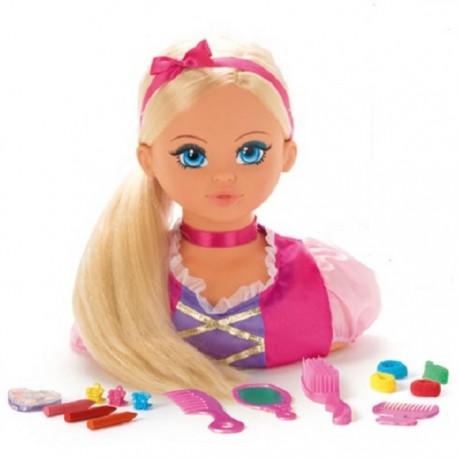 BUSTO PRINCESA DE CUENTO - ROSA de la categoría Muñecas Modelo