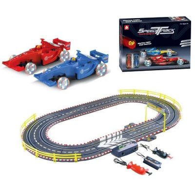 SPEED TRACKS COCHES DE CARRERAS