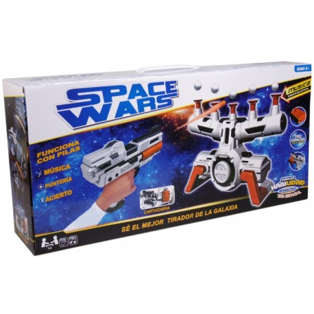 SPACE WARS TIRO ESPACIAL