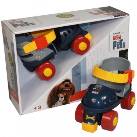 MINI ROLLER THE SECRET LIFE OF PETS de la categoría Bicicletas y Patines