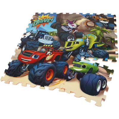 PUZZLE FOAM 9 PIEZAS BLAZE 90x90CM de la categoría Puzzles