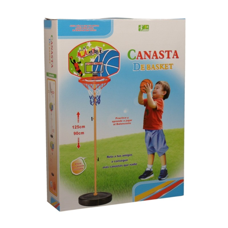 SET CANASTA DE BASKET