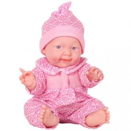BEBÉ GORDITO - TRAJECITO ROSA de la categoría Muñecas Bebé