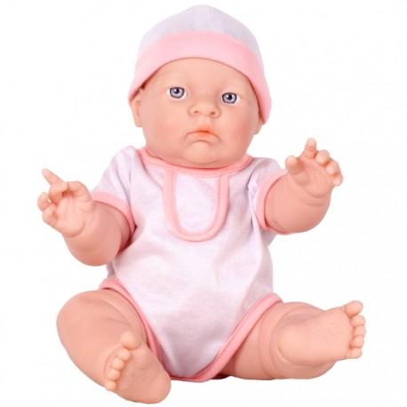 BEBÉ GORDITO - PELELE BLANCO de la categoría Muñecas Bebé