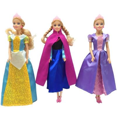 SET 3 MUÑECAS MODA PRINCESAS de la categoría Muñecas Modelo