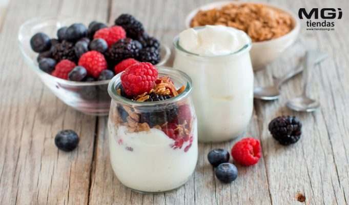 ahorrar en casa con tu yogurtera