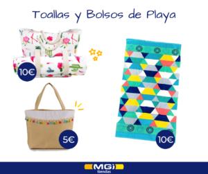productos de verano MGI