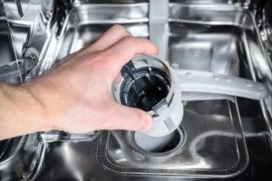 limpieza filtro lavavajillas