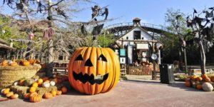 Planes para hacer en halloween Portaventura
