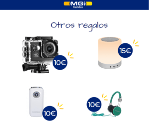 ideas regalos amigo invisible