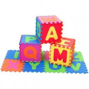 beneficios de hacer puzzles colores